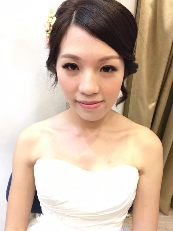 新娘造型推薦-新秘安妮Annie